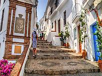 Nerja and Frigiliana Half Day Tour