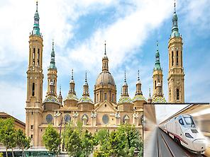 Zaragoza full day Trip from Madrid