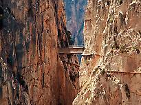 Caminito del Rey Trekking Tour from Sevi