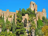 Tour en Málaga: Teatro Romano y Alcazaba