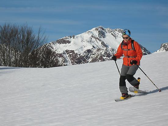 Peaks Ridges of Candanchu