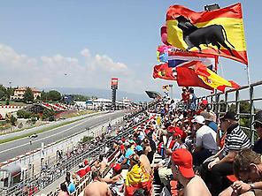 Spanish Formulla 1 Grand Prix