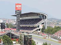 Spanish Formula 1 Grand Priix Barcelona
