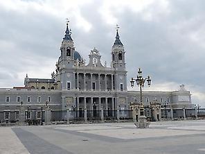 Madrid La Almudena