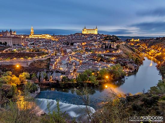 Guided visit to Toledo. Tour of the thre