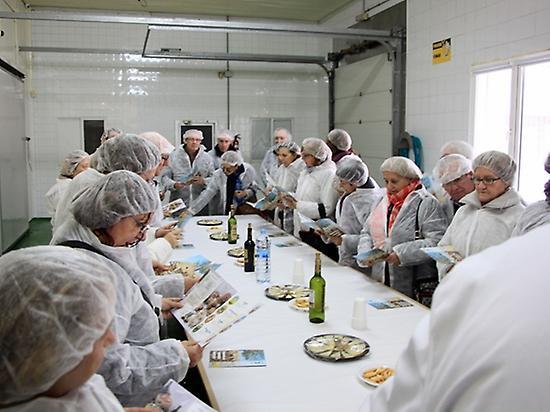 Visita quesería y degustación de queso