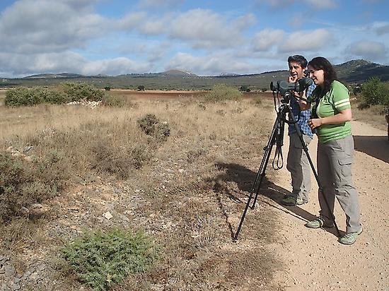 Birding in P.N. Alto Ebro y Rudrón