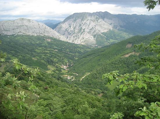Landscape Teverga