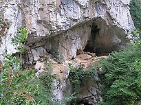 Huerta Cave