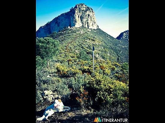Peña del Águila (The eagle´s mount)