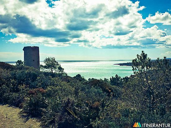 Anti-pirate tower.