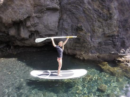 Stand Up Paddle Papagayo