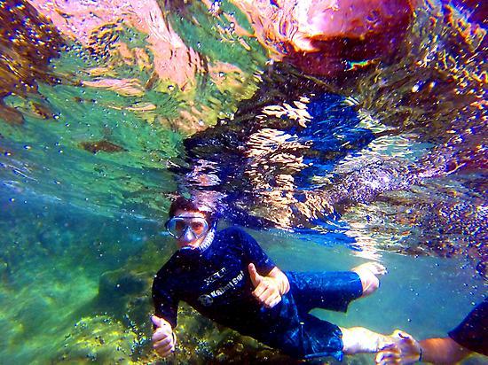 SUP and Snorkeling Papagayo