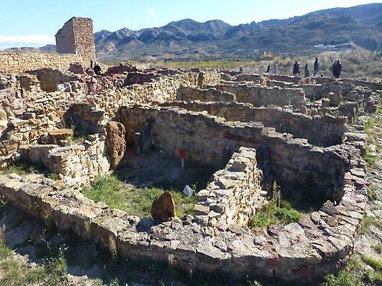 Iberian settlement El Palomar, Oliete