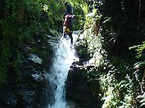 Canyoning in Burgos