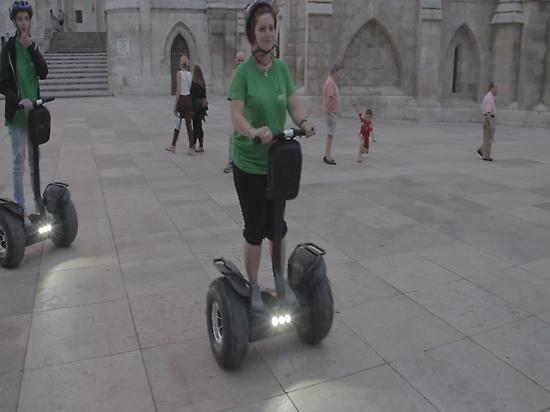 Funnywheels – Electric Scooter Tour