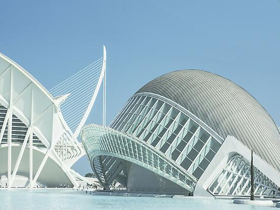 City of arts Valencia