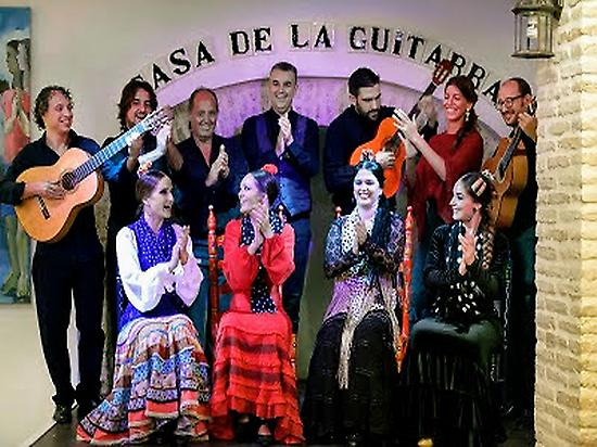 Learn about Flamenco culture