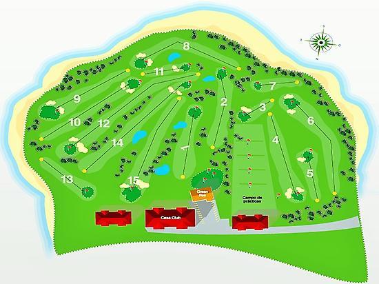 Abra del Pas, field plan