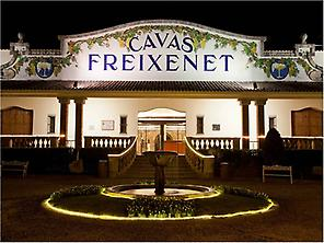 Freixenet Entrance