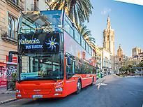Valencia Bus Turistic. Plaza de la Reina