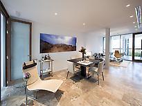 Le salon de la Chambre Unique El Xaloc