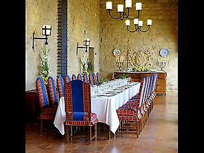Dinner at the Parador de Jaén