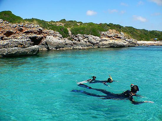 Multiactividad snorkeling