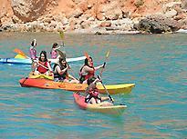 Kayaken