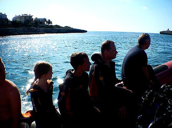 Multiactividad paseo en barco