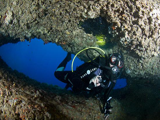 Diving in Mallorca