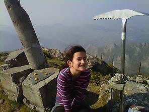 Monfrechu mountain