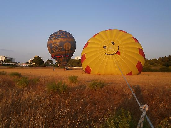 Smily is the most simpatic balloon