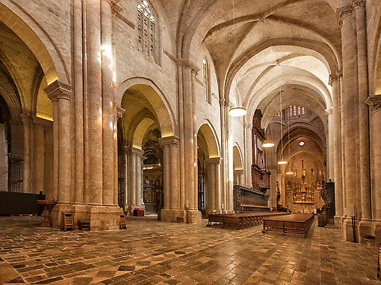 Central Nave of the Cathedral