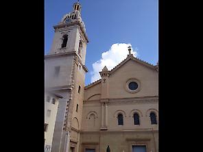 Colegiata of Xàtiva