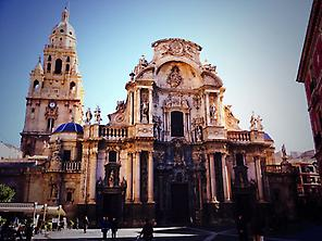 Murcia´s cathedral