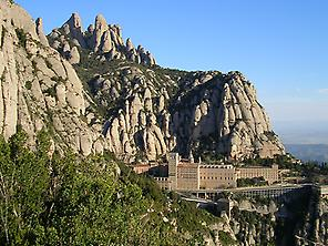 Views of Montserrat