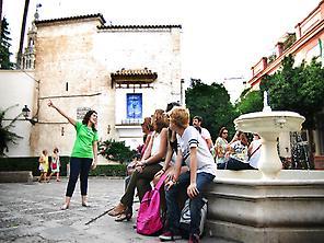 Le quartier Juif de Séville