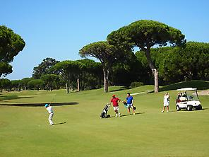 hole 10 sancti petri hills golf