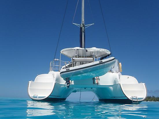 catamaran for hire ibiza