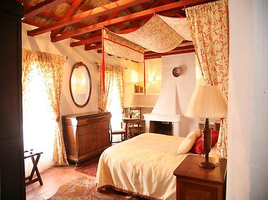 En suite bedroom.