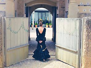 Flamenco in Ronda, Malaga.