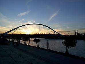 BARQUETA'S BRIDGE