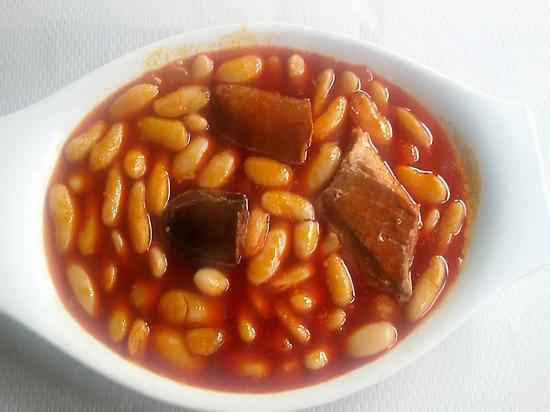 Asturian typical dish
