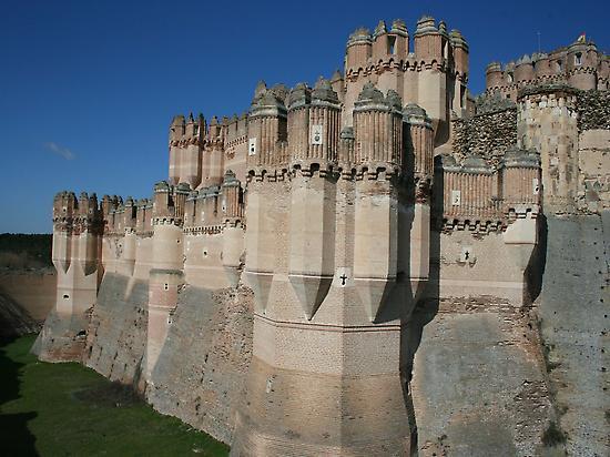 CASTEL OF COCA