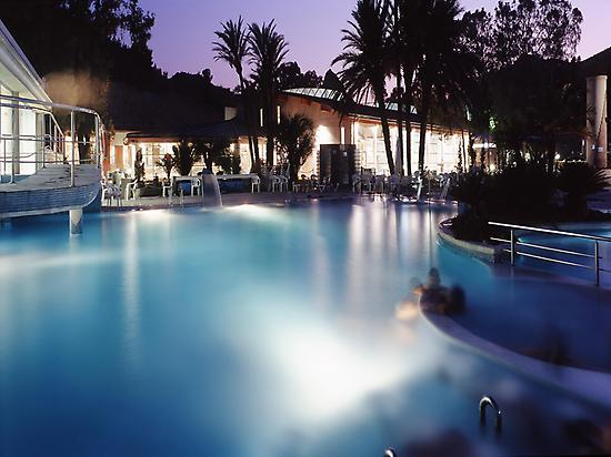 Spa Thermal Swimming Pool