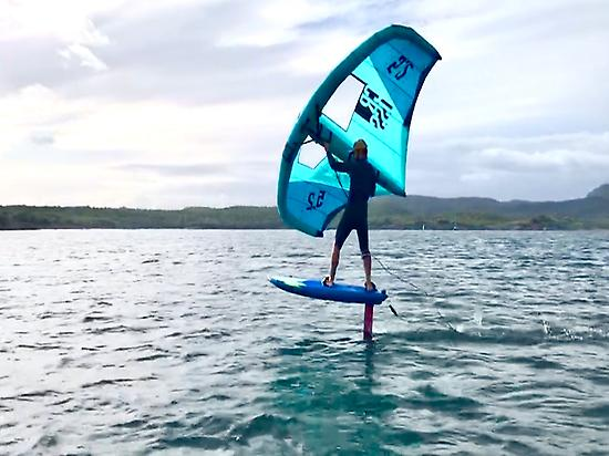 Wing Foiling Courses in Menorca