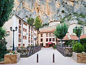 entrada balneario