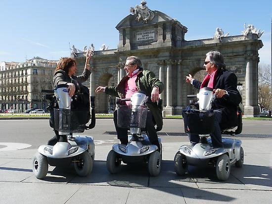 Accessible tours for PRM