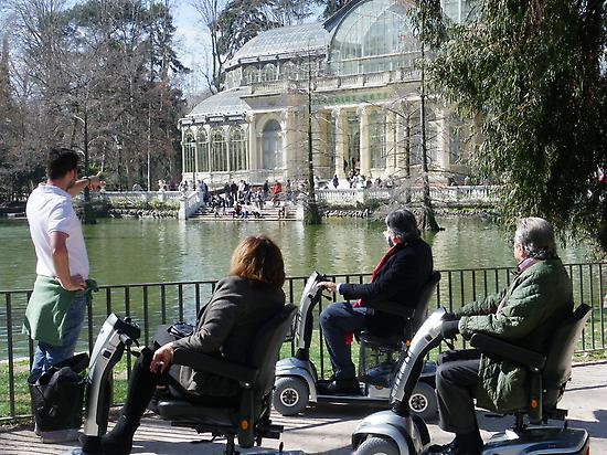 Majestic Madrid accessible tour for PRM